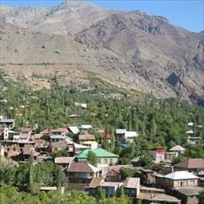 بررسی معماری روستای زردبند